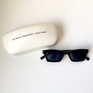 Off-White x Warby Parker Small Sunglasses in Black
